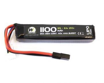 1100mah-11.1v-Stick-Lipo-Battery