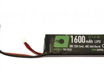 1600mah-7.4v-Stick-Lipo-Battery