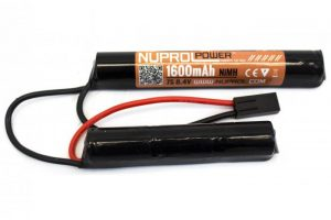 1600mah-8.4v-Nunchuck-NiMH-Battery