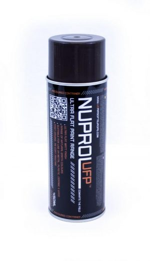 Nuprol Spray Camouflage Paint Brown