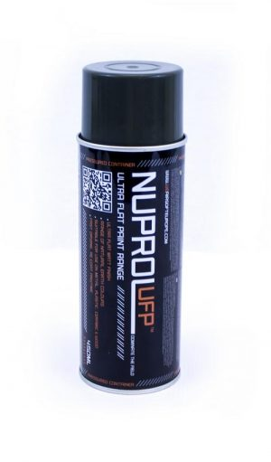 Nuprol Spray Camouflage Paint Green