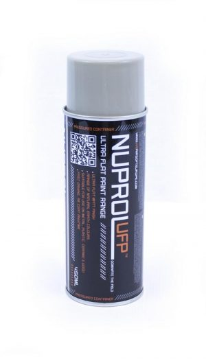 Nuprol Spray Camouflage Paint Tan
