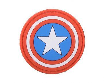 Captain America morale patch