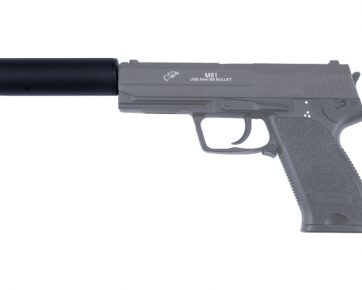 Covert Tactical PRO 35x100mm silencer