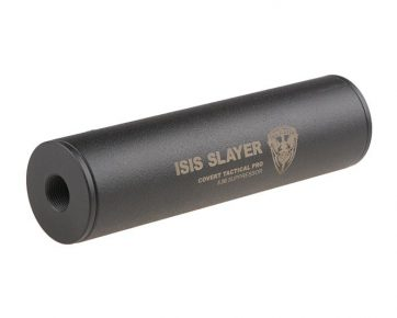 Covert Tactical Standard 40x150mm Silencer (ISIS Slayer Edition)