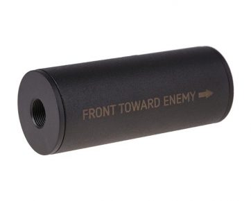 Front Toward Enemy-Covert Tactical Standard 40x100mm Silencer