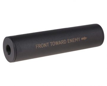 Front Towards Enemy Airsoft Silencer