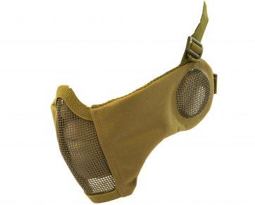 Nuprol v3 Mesh Mask Tan