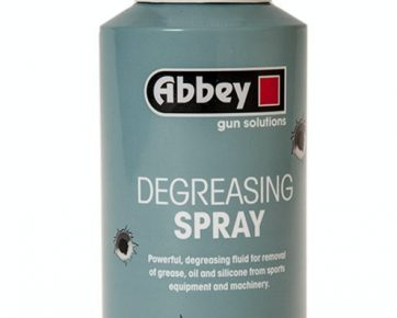 Abbey degreasing spray