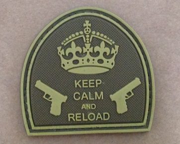 Keep Calm and Reload