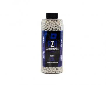 Nuprol RZR 0.20g BB's 3300rnd bottle