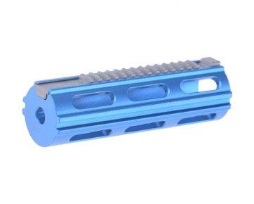Aluminum CNC Piston with 14 Steel Teeth