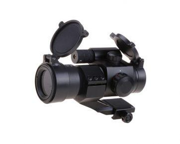 Battle II Reflex Sight with Laser Sight Replica