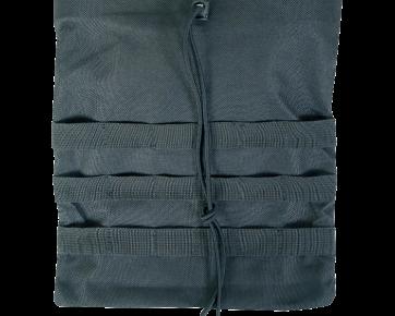 Folding Dump Bag black