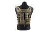 GFC Jump Type Tactical Vest Tan