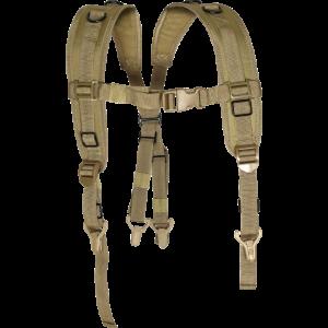 Locking Harness (Tan)