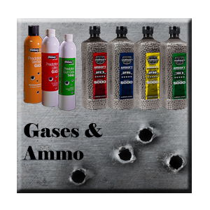 Gases and Ammunition