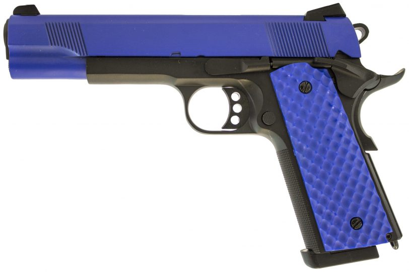 Raven 1911 MEU Blue