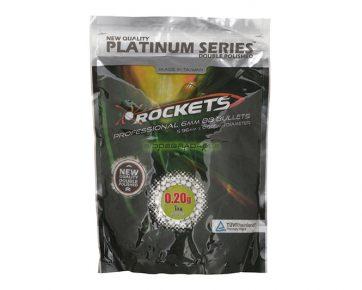 Rockets Platinum Series BIO 0.20g BBs