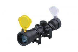 Theta Optics 1.5-5x32 EG Scope