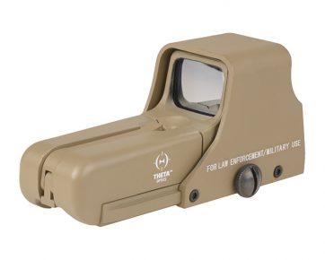 Theta Optics 552 Holographic Sight - Tan
