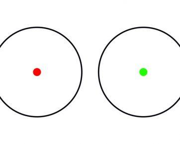 Theta Optics Compact 1 Red Dot Sight
