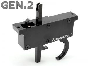 Airsoft Pro CNC Trigger Set for L96 Rifle MB-01, 04, 05, 08, 14
