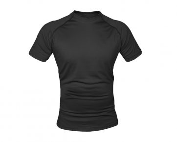 Mesh-tech T-Shirt Black