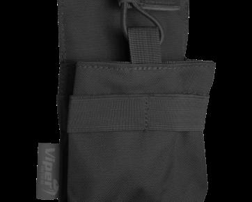 GPS radio pouch black