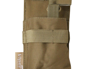 GPS radio pouch coyote