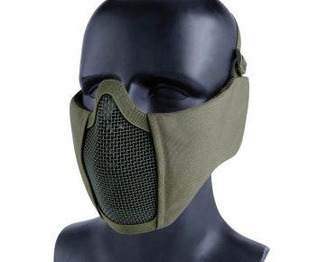 Green Nuprol Mesh Mask
