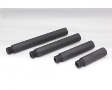 "Oper8 CCW 5"" Lightweight Barrel Extension Oper8 5"" metal outer barrel extension CCW The Oper8 metal barrel extensions are made in the UK from aluminium"