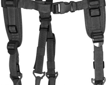 Viper locking harness black