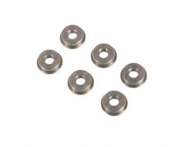 6 Piece Steel Bushing set - 7mm