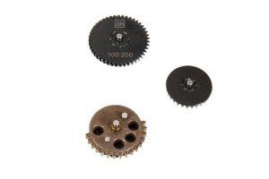 CNC 100:200 Steel Gear Set
