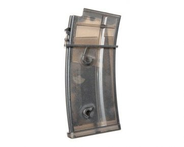 Hi-Cap 300 BB G36 Magazine - Black
