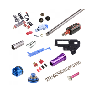 AEG Internal Parts