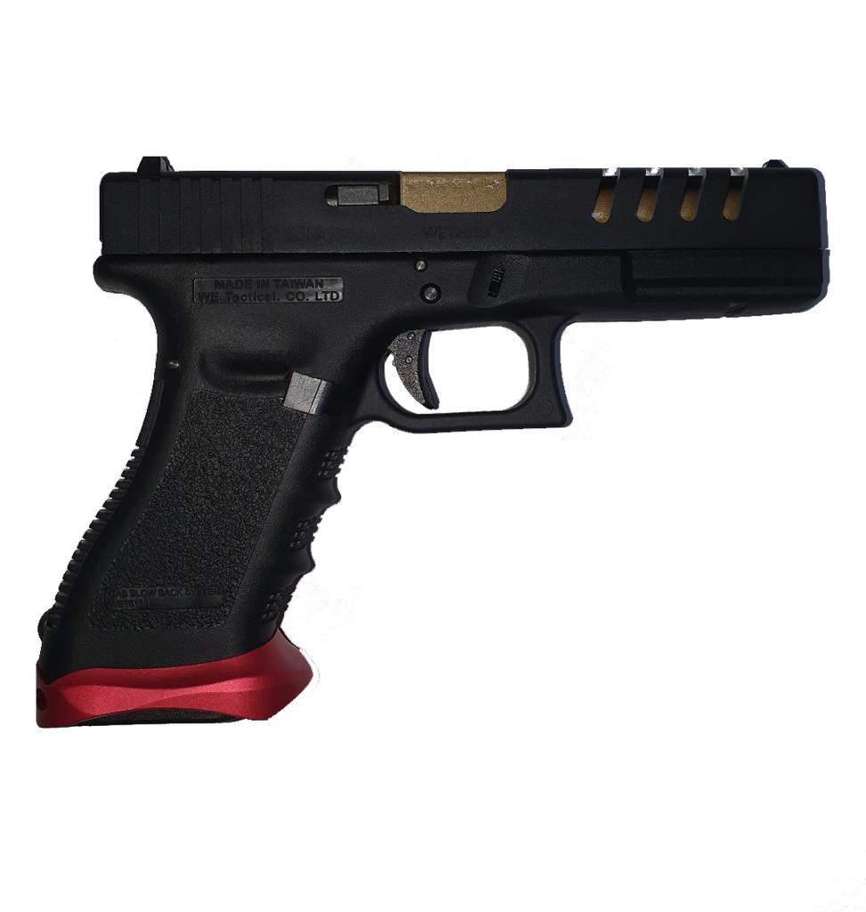Cuatom Glock