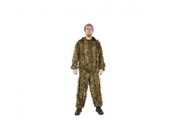 Ghillie Suits and Camouflage