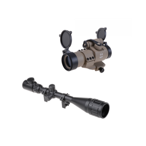 Sights, Scopes and Accessories