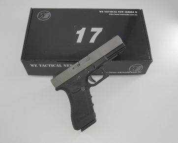 WE G17 Gun Metal