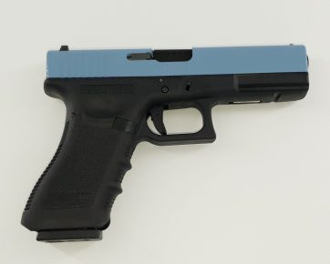 WE G17 MPA Blue