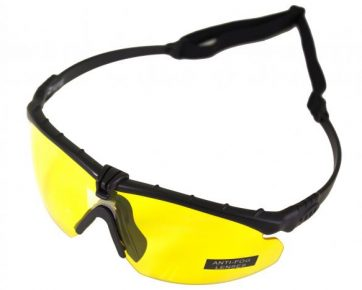 Battle Pro Glasses - Yellow Lens