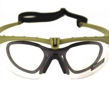 Battle Pro Glasses -with lens inserts