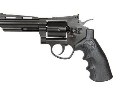 """TITAN 4"""" Revolver Replica - Black"""