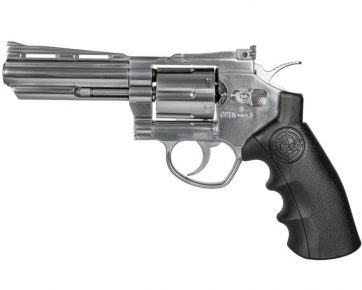 """TITAN 4"""" Revolver Replica - Platinum"""