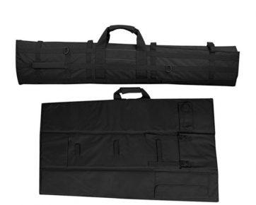 Nuprol Sniper Roll Bag - Black