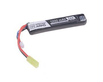 LiPo 7.4V 1200mAh 15-30C Battery