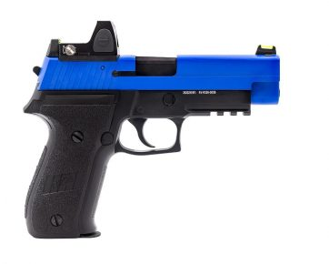 Raven R226 Blue + BDS