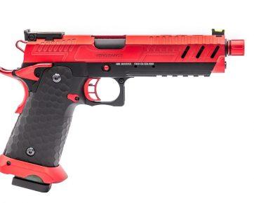 Vorsk CS HiCapa Vengeance Black Red